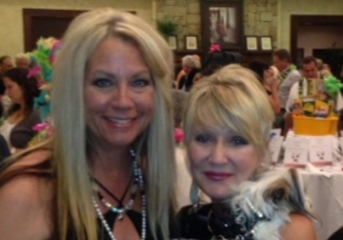 Debbie Hopper Yvette Ruta and Paisley attend fundraiser for rescues