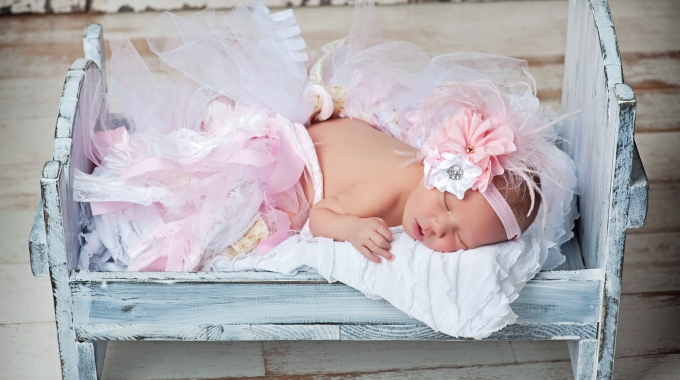 Introducing Yvette Ruta Infant Couture