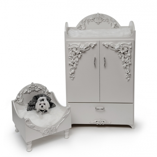 Aree Bed & Armoire