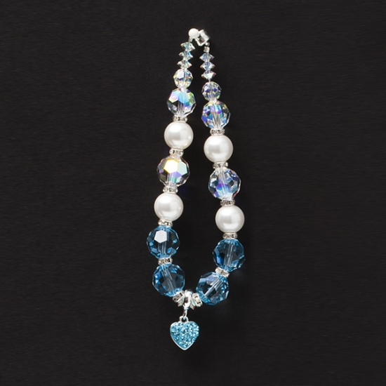 The Birthstone Necklace and Bracelet