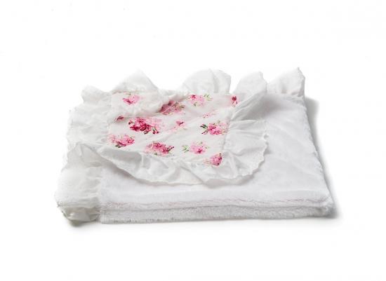 Ballet Roses Blanket