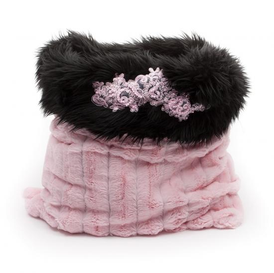 Chinchilla and Fur Cuddle Cup