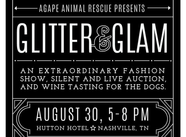 Yvette Ruta announced as the Glitter and Glam canine designer for 2015 – hosted by the Agape Animal Rescue