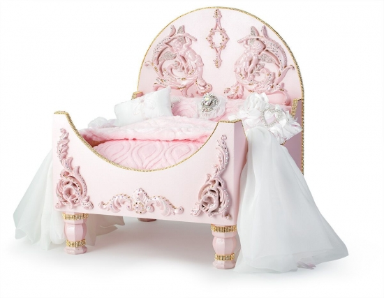 Snow Fairy Pet Bed