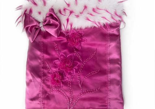 Hot Pink Couture Cuddle Cup